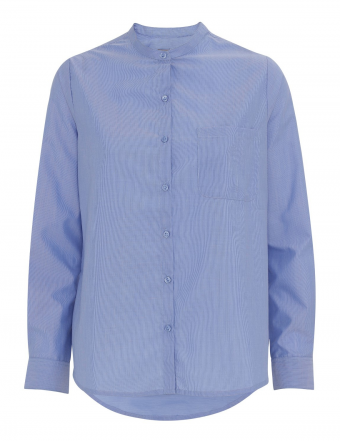 CarlaCarla Milla shirt blue chambray