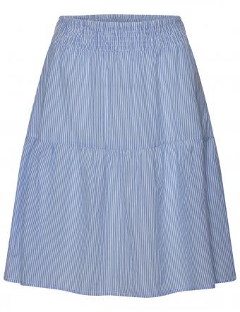 CarlaCarla Selma skirt new blue stripe